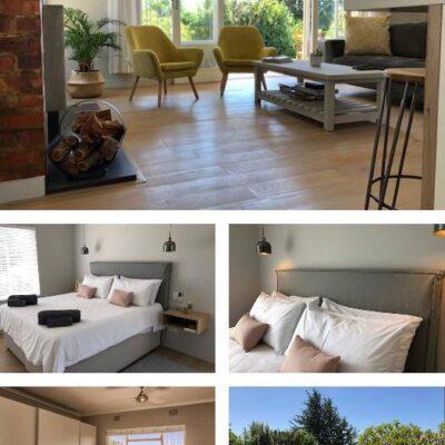 Sunny modern single story home
